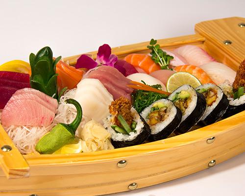 Sashimi & Sushi Meals, Donburi